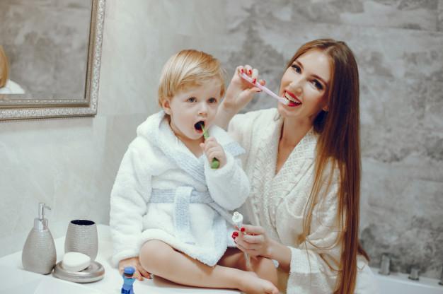 La carie nei denti da latte dentista sesto san giovanni